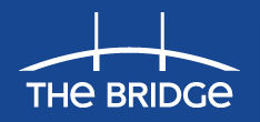 The Bridge logo.