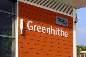 Greenhithe Station
